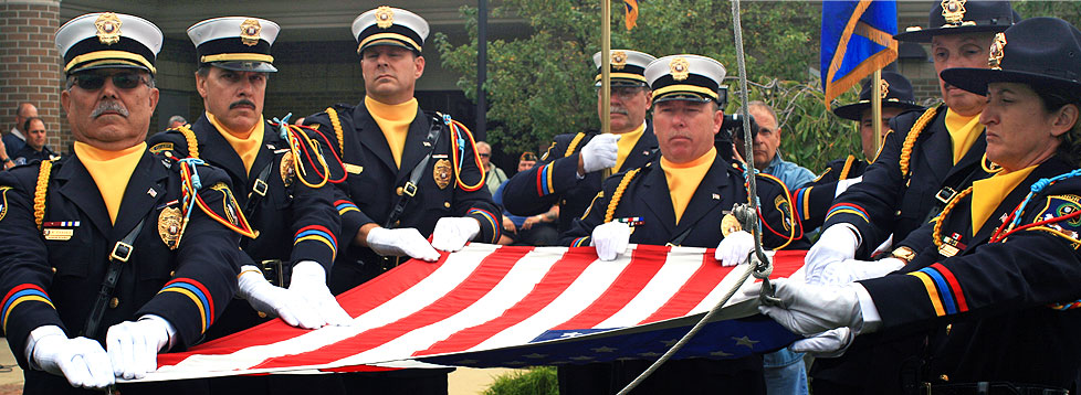 Honor Guard Flag